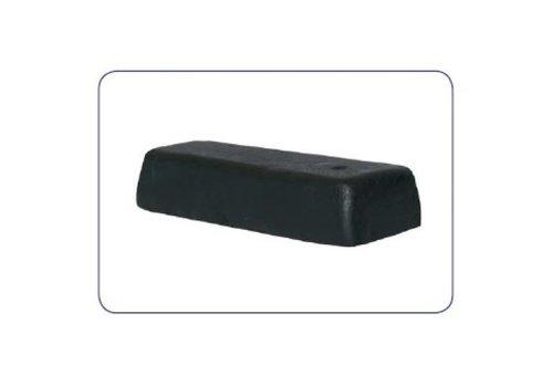 Marsepein zwart 150g korte THT