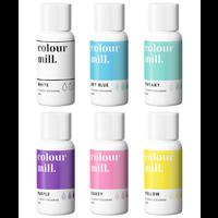 Colour Mill Rainbow pack 6st