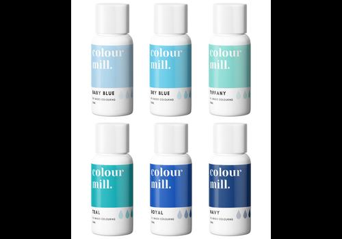 Colour Mill blue pack 6st