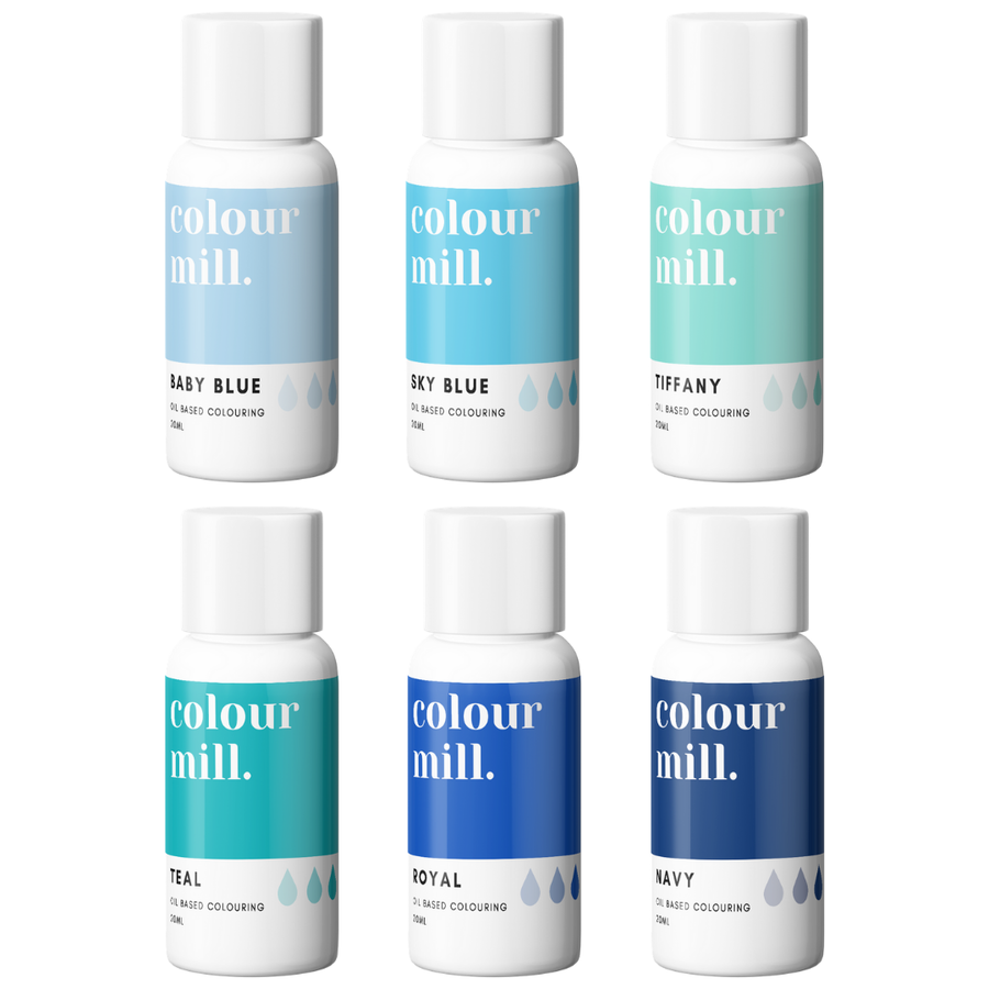Colour Mill blue pack 6st-1