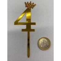 thumb-Acryl prikker #4 goud klein-2
