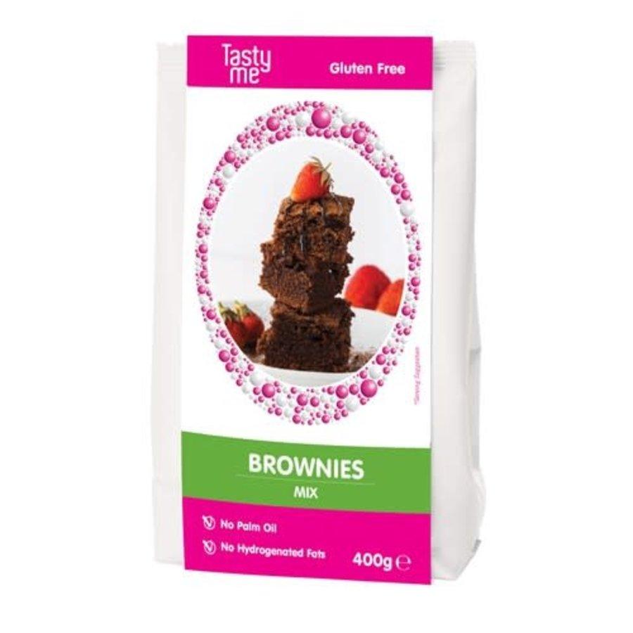 TM Brownie mix glutenvrij  400g-1