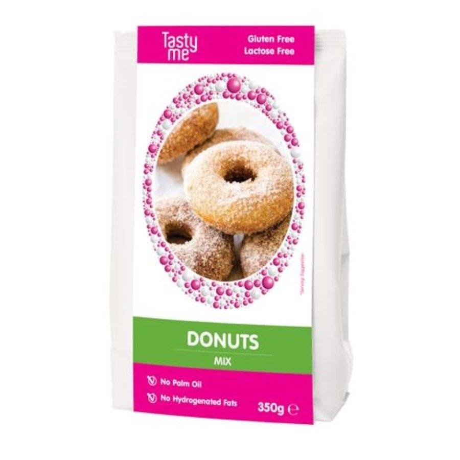 Donut mix glutenvrij  350g-1
