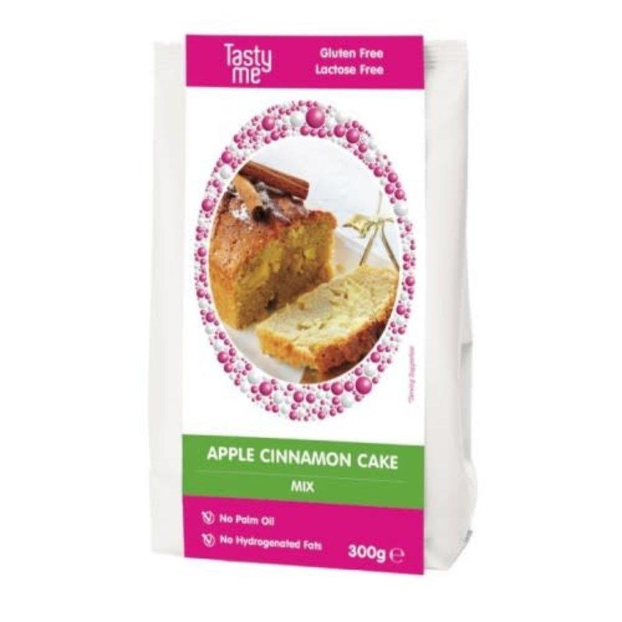 Appel kaneel cake glutenvrij  350g-1