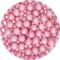 thumb-FunCakes Candy Choco Parels Large Roze 70 g-2