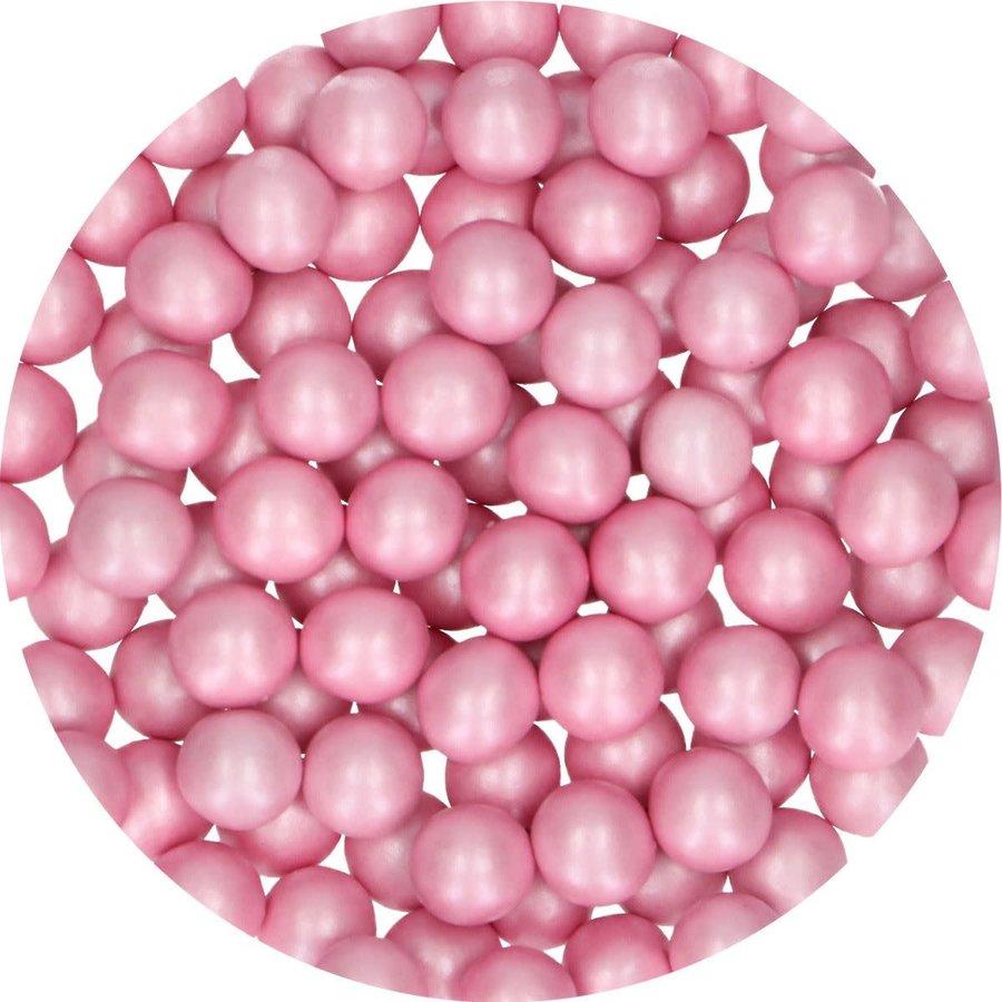FunCakes Candy Choco Parels Large Roze 70 g-2