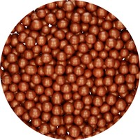 thumb-FunCakes Candy Choco Parels Medium Koper 80 g-2