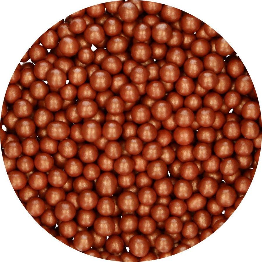 FunCakes Candy Choco Parels Medium Koper 80 g-2