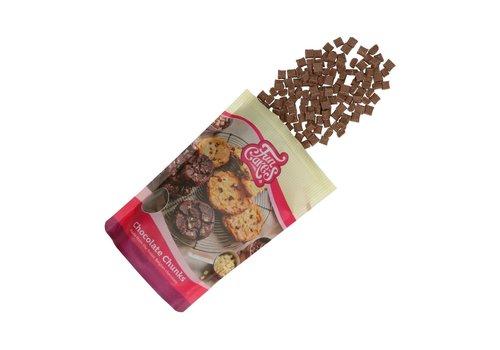 Chocolade Chunks melk -350g-