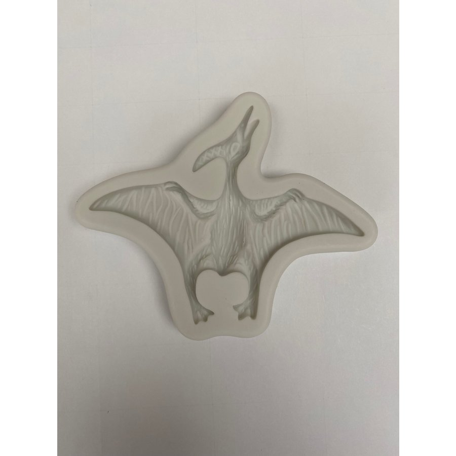 Pterodactyl mal / dinosaurus-1