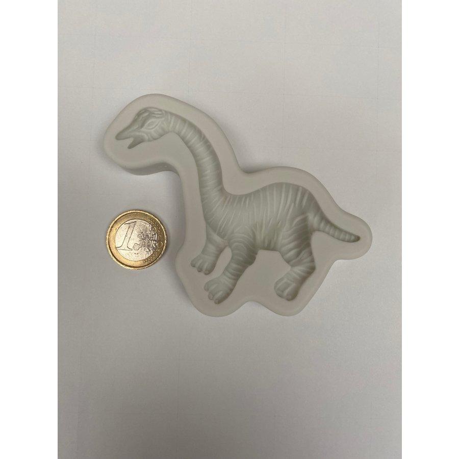 Brontosaurus mal / dinosaurus-2