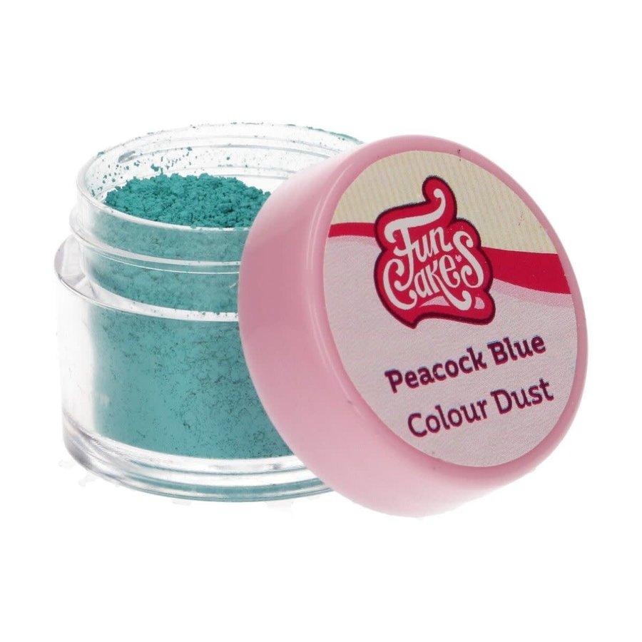 Dust - Peacock Blue funcakes-2