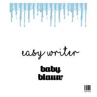easywriter baby blauw