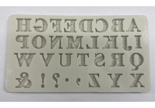 alfabet mal barok