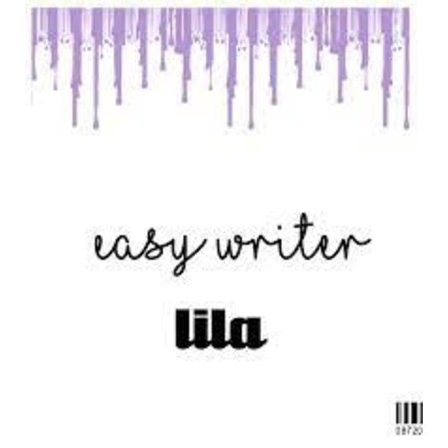 easywriter lila-1