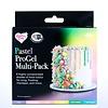 rainbowdust RD ProGel® Multipack Pastel Set/6