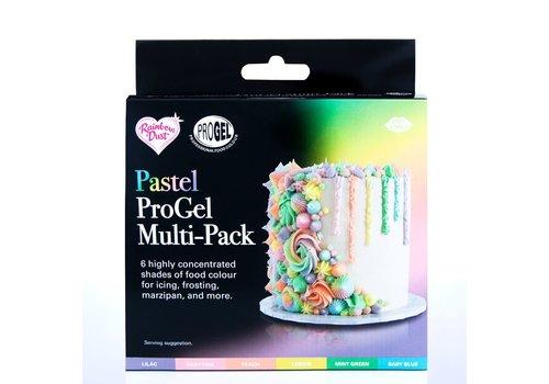 RD ProGel® Multipack Pastel Set/6