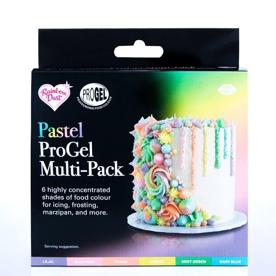 RD ProGel® Multipack Pastel Set/6-1
