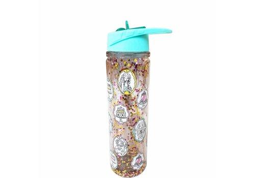 Jill - Milkshake beker 0,5 L - Glitter