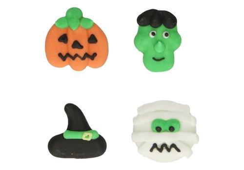 FunCakes Suikerdecoratie halloween Set/12