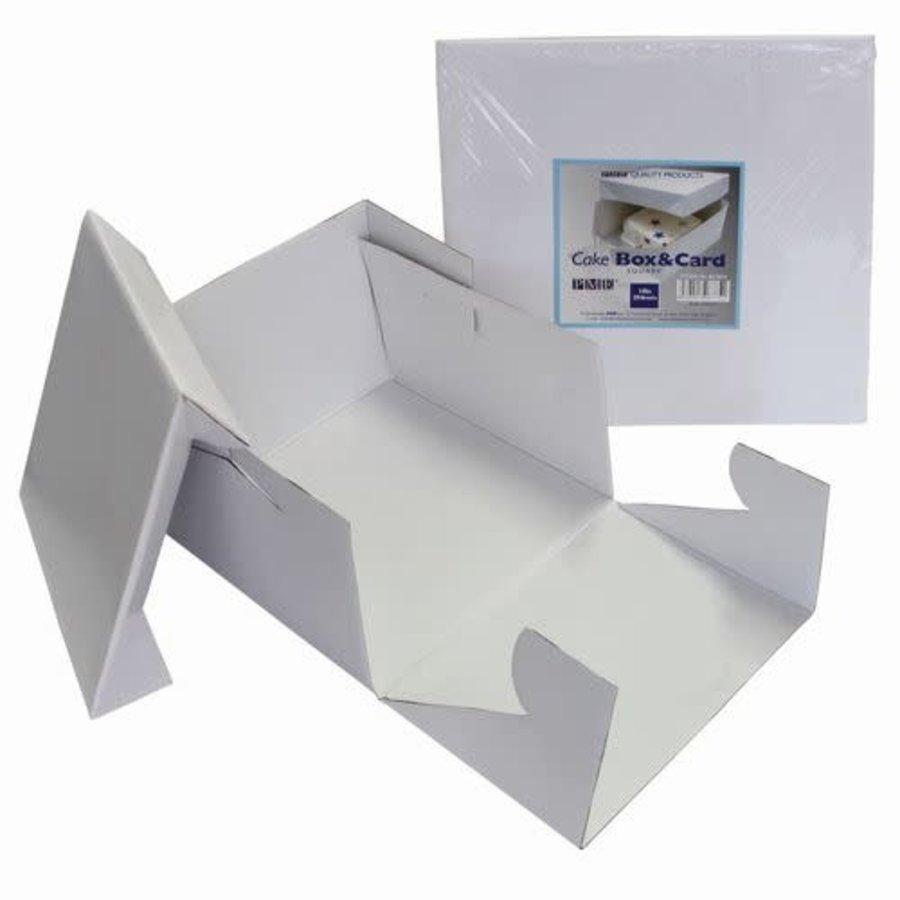 PME Taartdoos  22,5x22,5x15cm-1