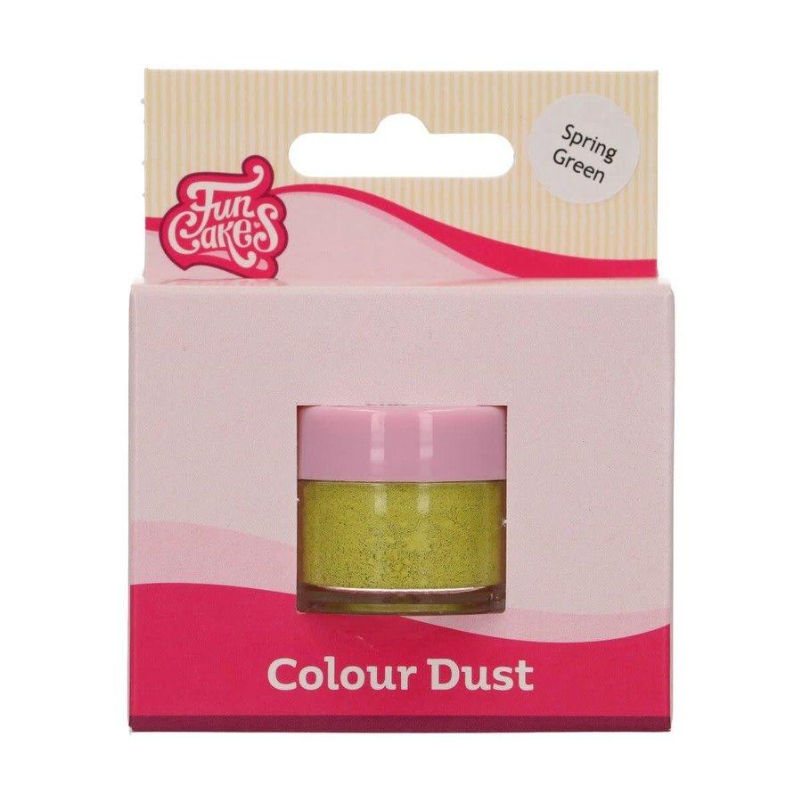 FunCakes Dust - Spring Green-1