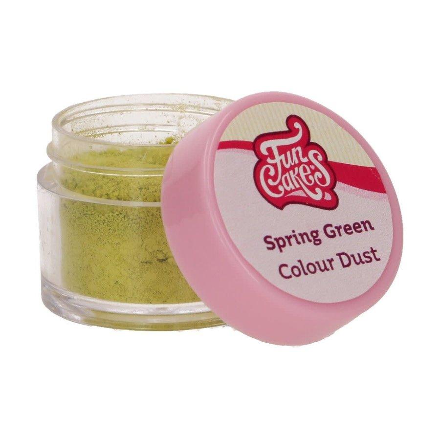 FunCakes Dust - Spring Green-2