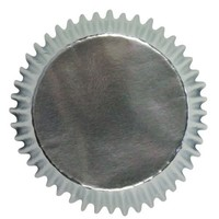 PME Mini Baking cups Silver pk/45