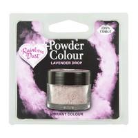 RD powder color lavender drop