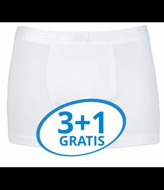 Beeren Heren Boxershort Rolf Wit Voordeelpack A