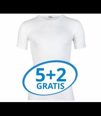 Beeren Heren T-Shirt M3000 Wit voordeelpack B