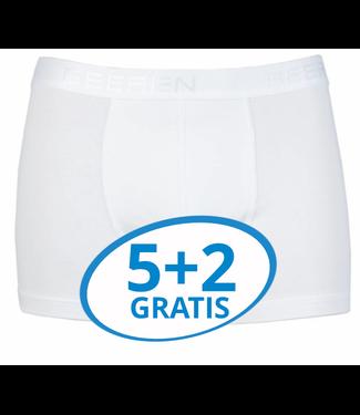 Beeren Heren Boxershort Rolf Wit Voordeelpack B