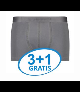 Beeren Heren Boxershort Rolf Grijs Voordeelpack A