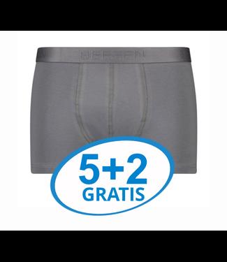 Beeren Heren Boxershort Rolf Grijs Voordeelpack B