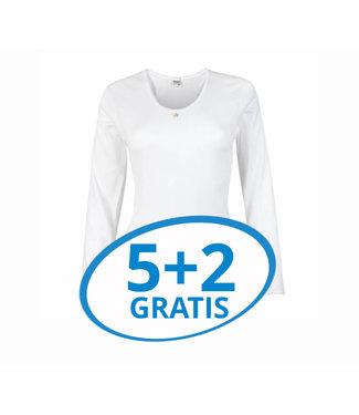 Beeren Dames Shirt Lange Mouw M3000 Voordeelpack B