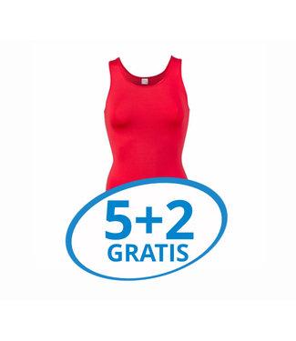 Beeren Dames Hemd Elegance Rood Voordeelpack B