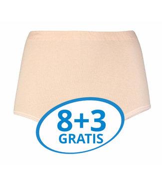 Beeren Dames Maxislip Briljant Huidskleur Voordeelpack C