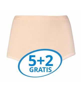 Beeren Dames Maxislip Briljant Huidskleur Voordeelpack B
