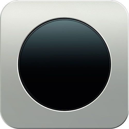 R1 aluminium zwart