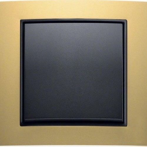 B3 goud aluminium/antraciet mat