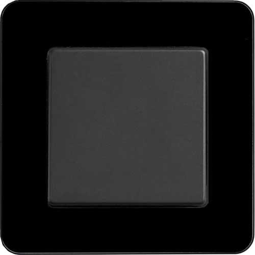 Q7 glas zwart