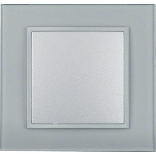 B7 aluminium glas/aluminium mat