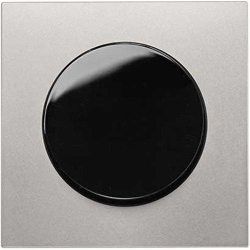 R8 edelstaal zwart