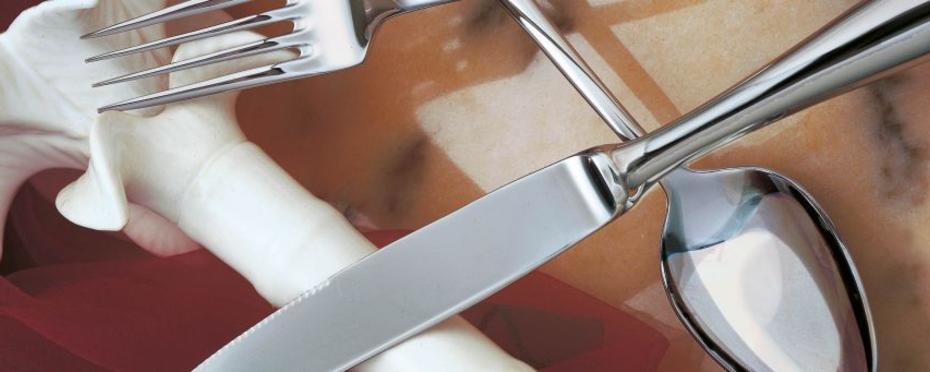 """Serie """"Baguette"""" - klassisches Qualitätsbesteck"""