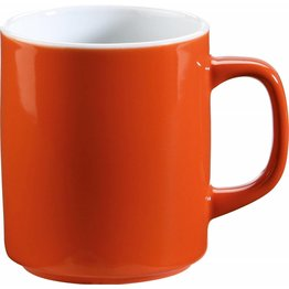 Kaffeebecher 0,3 L orange