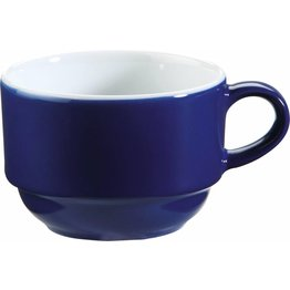 Tasse obere 0,18 L blau