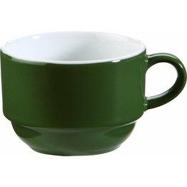 Tasse obere 0,18 L grün