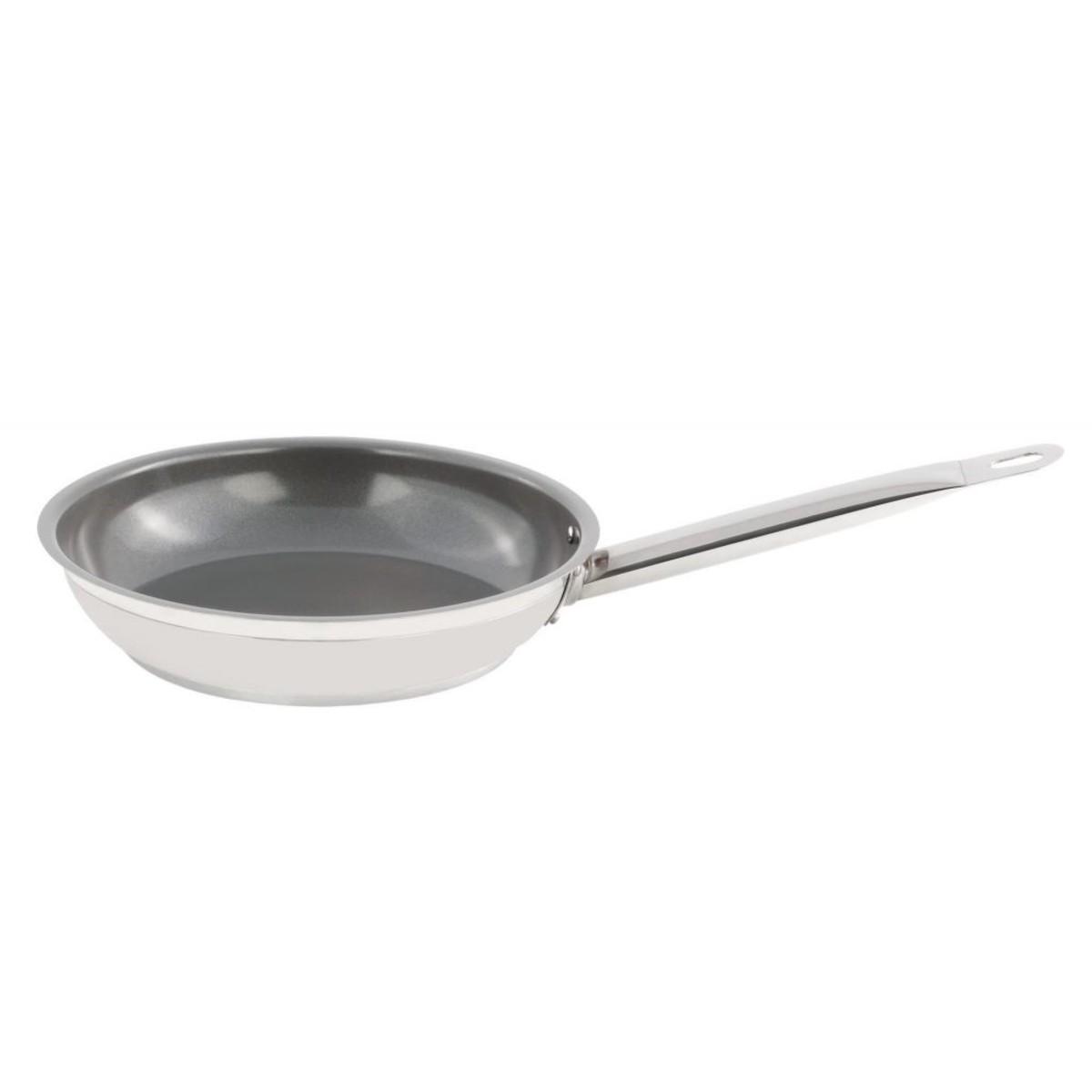 """Bratpfanne keramikbeschichtet """"Cookmax Professional"""" Ø20cm H: 4,5cm"""