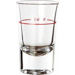 Schnapsglas 2 cl