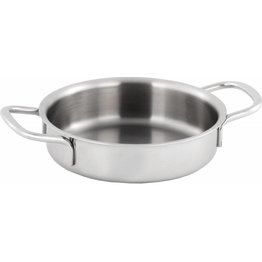 Topf Mini  'Cookmax Serve' Ø10cm H: 3cm 0,235L